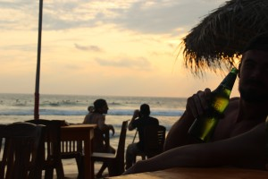 sunset-hikkaduwa-beer