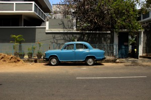 pondicherry-car