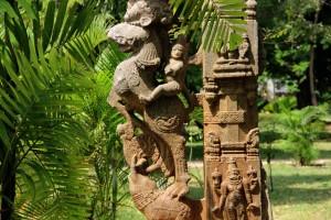 statue-inde-pondicherry