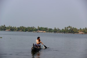 bateau-rame-kerala-inde