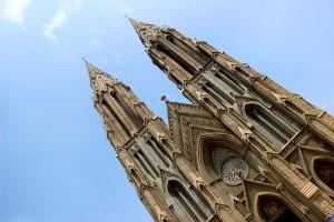 Eglise-philomenas-mysore-inde