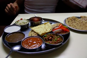 thali-specialite-culinaire-indienne