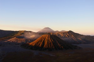 sunrise-bromo-vulcano