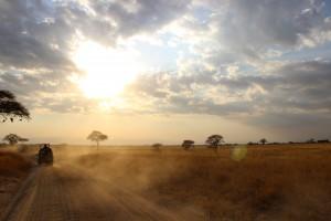 jeep-savane-coucher-soleil