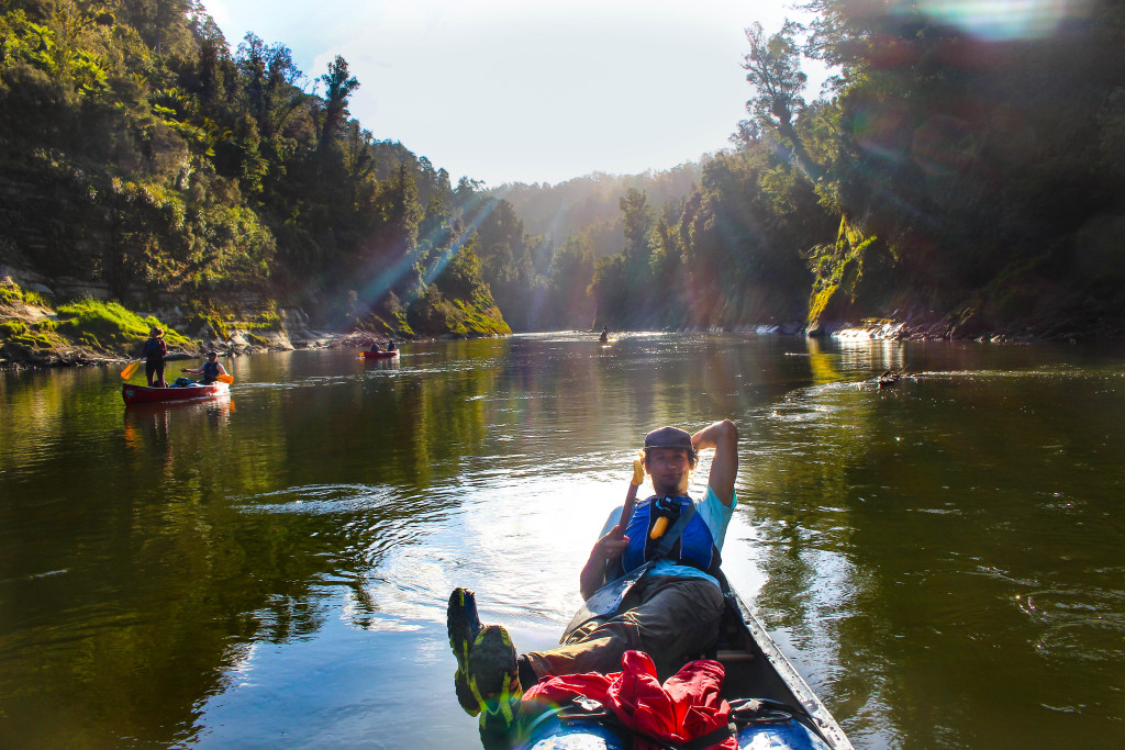 riviere-whanganui-canoe